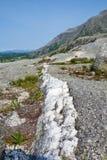 Fåfäng rå marmor Royaltyfri Bild