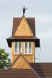 fåfäng takfönster Royaltyfria Foton