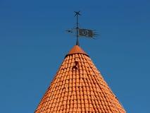 Fåfängt och torn för väder Royaltyfri Foto