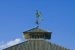 fåfängt väder för cupola Royaltyfria Bilder