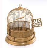 fågelbur Royaltyfri Fotografi