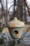 fågelhus Royaltyfri Foto