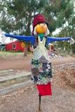 Fågelskrämmor Balingup, västra Australien Royaltyfri Foto