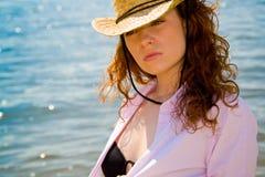 fången sommarsemester fotografering för bildbyråer