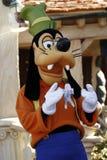 Fånigt på Disneyland royaltyfri foto