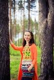 Fée de forêt Photos libres de droits