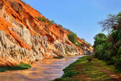 Fées de crique au Vietnam Image stock