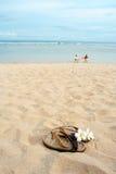 Férias da praia Fotografia de Stock