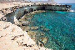 Férias de Chipre no verão Fotografia de Stock Royalty Free