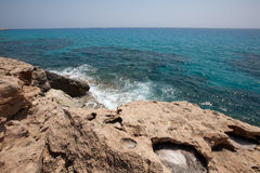 Férias de Chipre no verão Fotografia de Stock