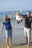 Férias de família foto de stock royalty free