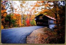 Férias de Nova Inglaterra: excursões do curso 1970 e da família do vintage do ` s de 35 corrediças do milímetro Imagens de Stock Royalty Free