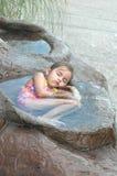 Férias de relaxamento Fotos de Stock