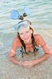 Férias de verão Imagens de Stock Royalty Free