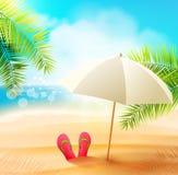 Férias de verão Foto de Stock