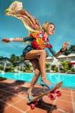 Férias de verão Fotos de Stock Royalty Free
