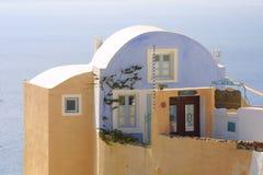 Férias de verão em greece Fotografia de Stock Royalty Free