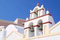 Férias de verão em greece Imagem de Stock Royalty Free