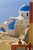Férias de verão em greece Imagem de Stock