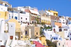 Férias de verão em greece Foto de Stock Royalty Free