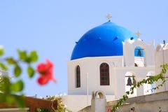 Férias de verão em greece Fotografia de Stock