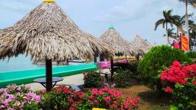Férias de verão em Nicarágua Fotografia de Stock