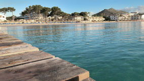 Férias de verão, Majorca bonito, ilha espanhola vídeos de arquivo