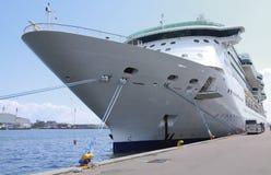 Férias do navio de cruzeiros Fotos de Stock Royalty Free