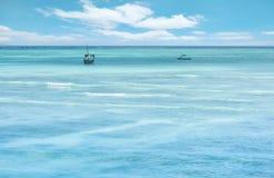Férias em Zanzibar Imagem de Stock