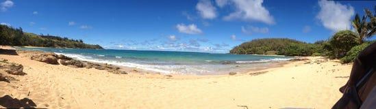 Férias favoritas do destino de Kauai imagem de stock