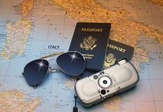 Férias a Italy imagens de stock royalty free