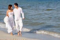 Férias românticas Foto de Stock