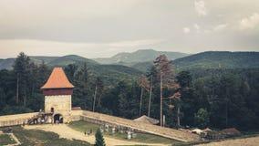 Férias Romênia da montanha Fotografia de Stock