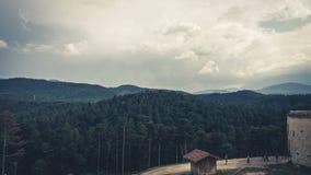 Férias Romênia da montanha Imagens de Stock Royalty Free
