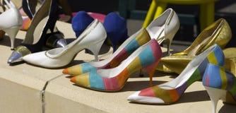 Fétiche de chaussure Images libres de droits