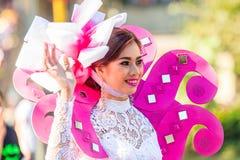 27 février 2015 Baguio, Philippines Baguio Citys Panagbenga F Image libre de droits