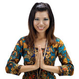 Fêmea asiática Fotos de Stock