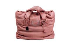 Fêmea bag-1 de Rosa Foto de Stock Royalty Free