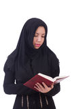 Fêmea muçulmana nova Foto de Stock Royalty Free