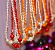A fêmea ornaments a fotografia colorida Foto de Stock Royalty Free