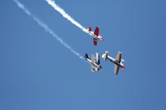Fête aérienne 04 Photos stock