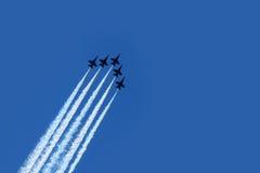 Fête aérienne Image stock
