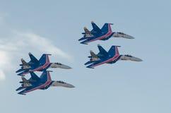 Fête aérienne internationale du Bahrain 2012 Photo stock