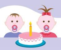 Fête d'anniversaire Photo libre de droits