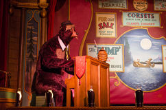 Fête d'ours de pays - Gomer Image libre de droits