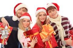 Fête de Noël Photo stock