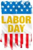 Fête du travail Etats-Unis Photo libre de droits
