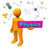Física Imagen de archivo