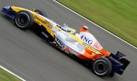 Fórmula 1 Fotografia de Stock