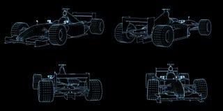 Fórmula 1 Fotografía de archivo